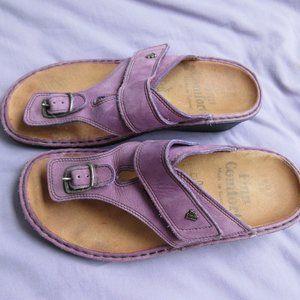 Finn Comfort Sandals EU 36 Phuket Thong Purple